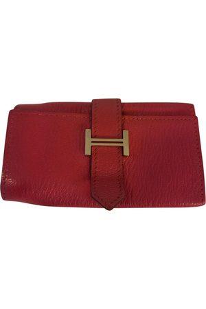 Hermès Women Wallets - Béarn leather wallet