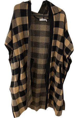 MANGO Women Ponchos & Capes - Cashmere cape