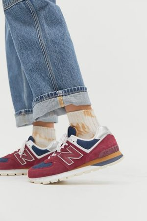 New Balance 574 Rugged Sneaker