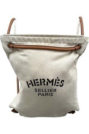 Hermès Aline cloth handbag