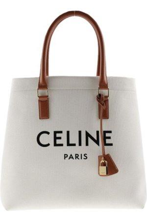 Céline Cabas Horizotal cloth handbag