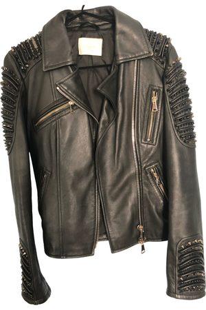 AMEN Women Leather Jackets - Leather jacket