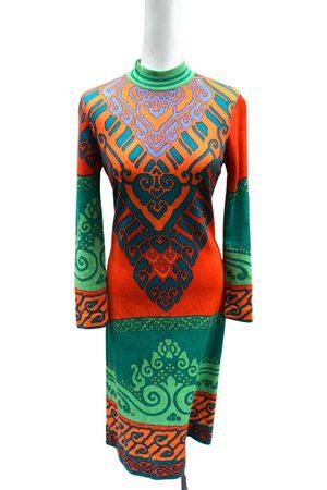 Leonard Wool maxi dress