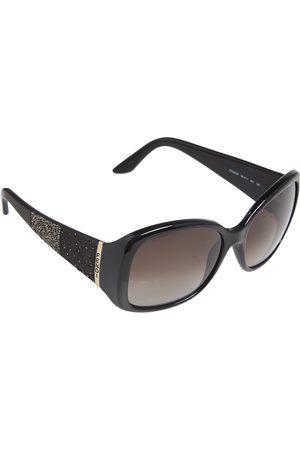 Fendi Women Square - Black Crystal Embellished/ Gradient FS5263R Square Sunglasses