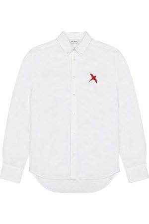 Axel Arigato Men Business - Rouge Bee Bird Shirt