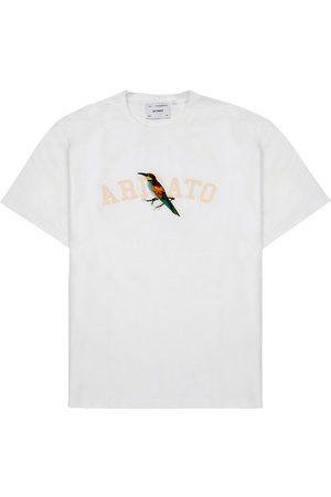 Axel Arigato Bee Bird College Logo T-shirt