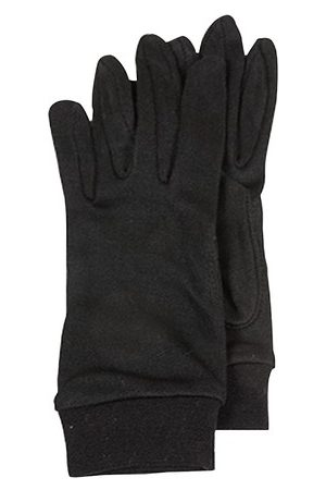 AGNELLE Women's silk under glove