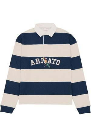 Axel Arigato Watercollar Bee Bird Rugby Shirt