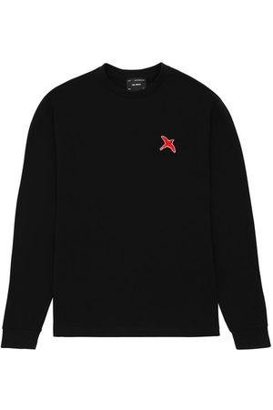 Axel Arigato Rouge Bee Bird Long sleeve T-shirt