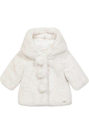Tartine Et Chocolat Accessories - Baby reversible faux fur snowsuit