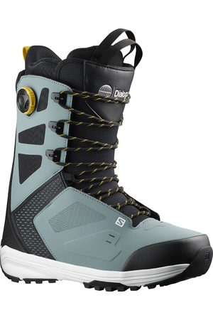 Salomon Men Snow Boots - Dialogue Lace Sj Boa s Snowboard Boots - Trooper/ /