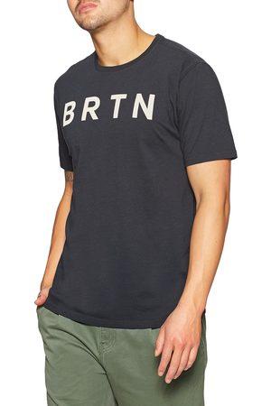 Burton Men Short Sleeve - BRTN s Short Sleeve T-Shirt - True