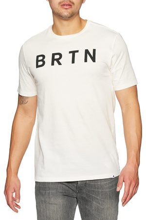 Burton Men Short Sleeve - BRTN s Short Sleeve T-Shirt - Stout