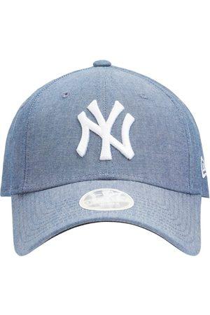 New Era Men Caps - Mlb Chambray Ny Yankees 9forty Cap