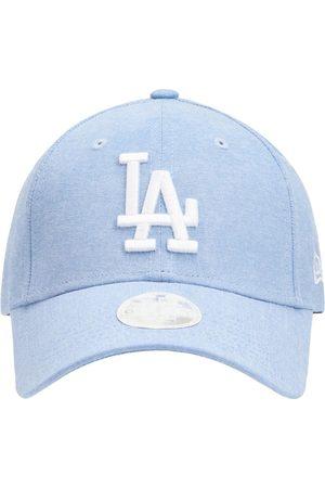 New Era Men Caps - Mlb Chambray La Dodgers 9forty Cap