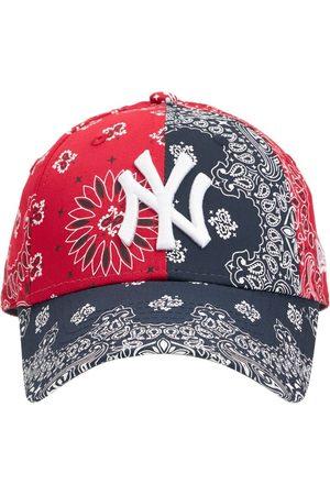 New Era Mlb Ny Yankees Paisley 9forty Cap