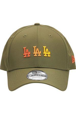 New Era Mlb La Dodgers Stack Logo 9forty Cap