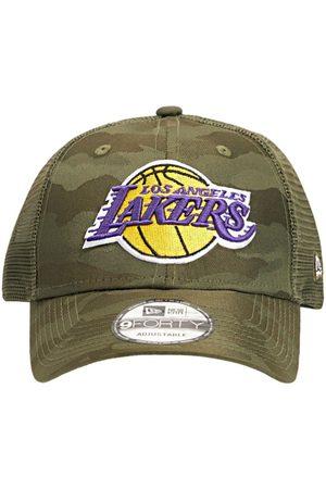 New Era Nba La Lakers 9forty Trucker Cap