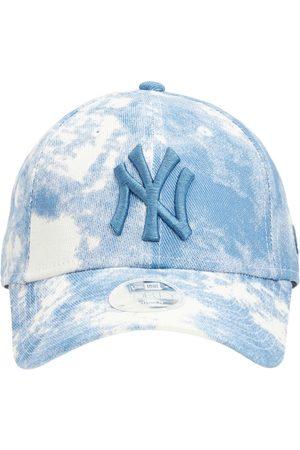 New Era Mlb Denim Ny Yankees 9forty Cap