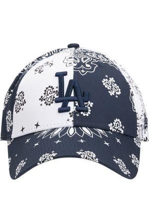 New Era Men Caps - Mlb Paisley Print La Dodgers 9forty Cap