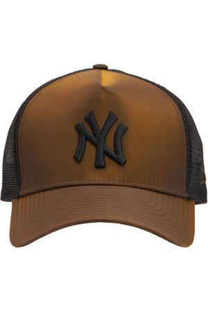 New Era Men Hats - Mlb Ny Yankees Hypertone A-frame Trucker