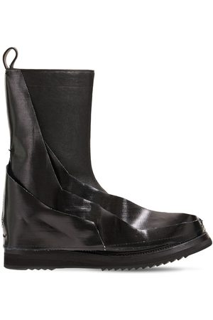 Rick Owens Men Boots - Lvr Exclusive Leather Creeper Boots