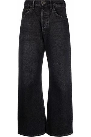 Acne Studios Women Bootcut - 1977 bootcut jeans