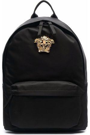 VERSACE Medusa logo-plaque backpack