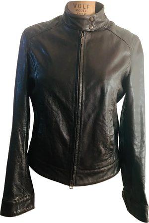 Equipment Women Leather Jackets - Leather jacket