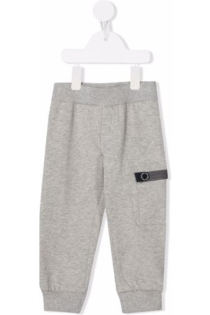 Lapin House Baby Sweatpants - Stretch-cotton track trousers - Grey