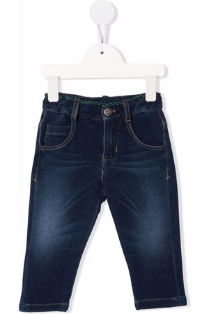 Lapin House Straight - Mid-rise straight-leg jeans