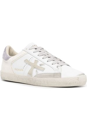Premiata Women Sneakers - Low-top lace trainers