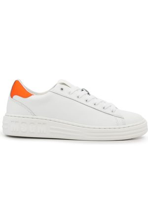 Msgm Women Sneakers - Low-top lace trainers