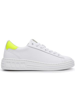 Msgm Low-top lace trainers