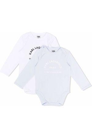 Karl Lagerfeld Address logo bodies twin-set