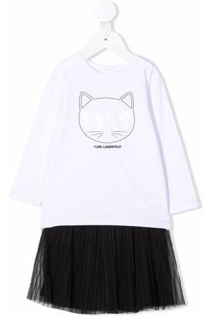 Karl Lagerfeld Sets - Choupette T-Shirt and skirt set