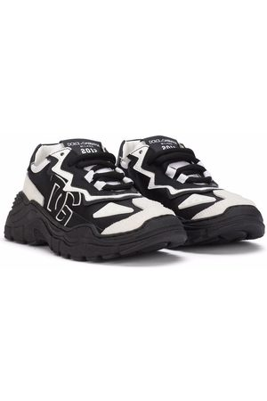 Dolce & Gabbana Boys Sneakers - Lace low-top trainers