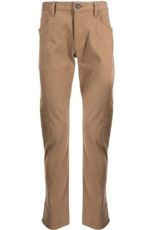 Armani Men Straight - Five pocket straight-leg jeans