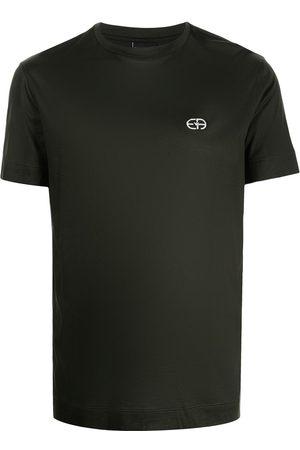 Emporio Armani Logo-print short-sleeved T-shirt