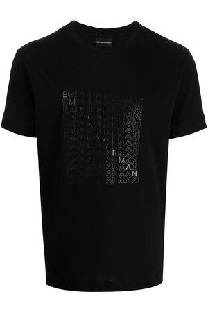 Emporio Armani Round neck short-sleeved T-shirt