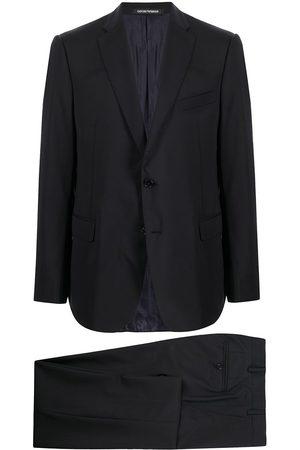 Emporio Armani Men Loungewear - Two-piece slim fit suit