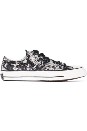 Converse Chuck 70 abstract-print low-top sneakers