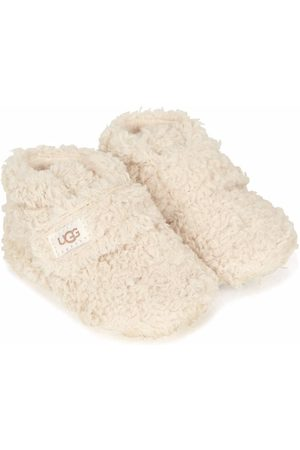 UGG Touch-strap textured booties