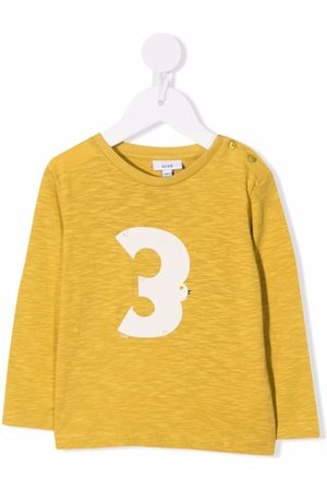 KNOT Long Sleeve - High-Flying-Bird organic cotton long-sleeve T-shirt