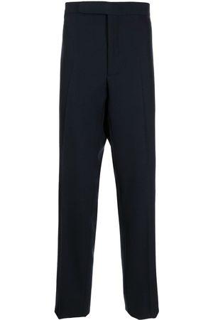 Polo Ralph Lauren Men Formal Pants - Side-stripe wool tailored trousers