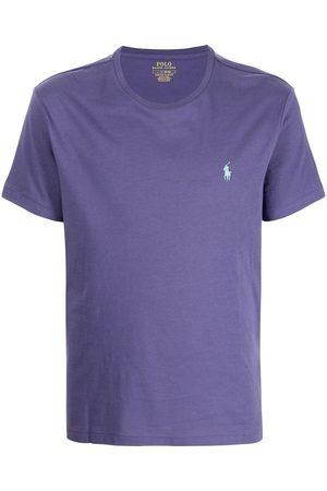 Polo Ralph Lauren Men Short Sleeve - Logo-embroidered short-sleeve T-shirt