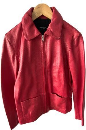 H&M Women Leather Jackets - Leather biker jacket