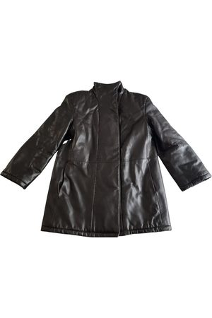 Nina Ricci Women Leather Jackets - Leather biker jacket