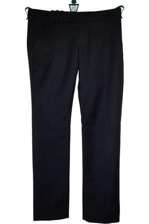 Fornarina Wool straight pants