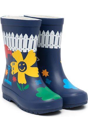 Stella McCartney Motif-print rainboots